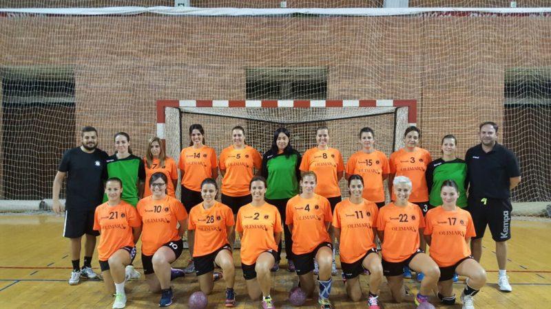 Veteranas Club Balonmano Femenino Málaga Costa del Sol