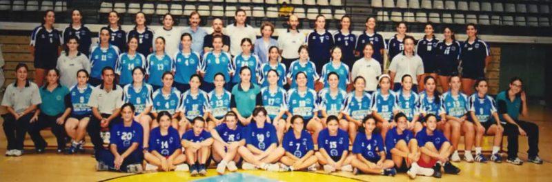 Historia Club Balonmano Femenino Málaga Costa del Sol 1995