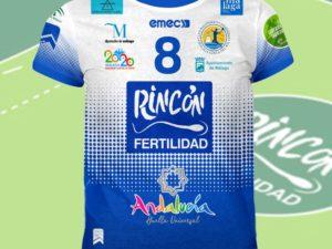 Equipación azul Rincón Fertilidad Málaga
