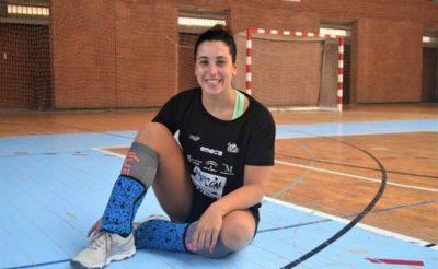 Nuria Andreu. Foto Marina Rivas, Diario SUR