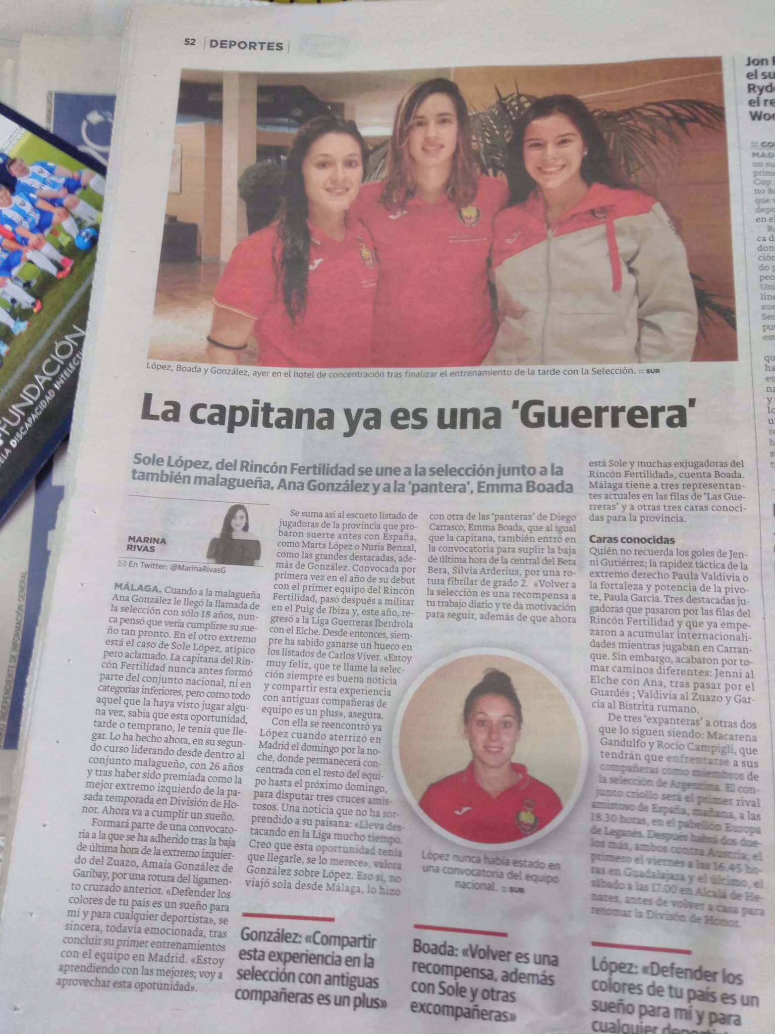 Diario SUR. 25/09/2018