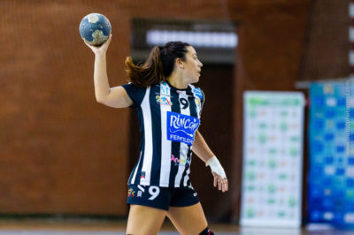 Nuria Andreu Sempere. Rincón Fertilidad Málaga vs Club Balonmano Morvedre. Iso100 Photo Press