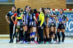 Rincón Fertilidad Málaga vs Club Balonmano Morvedre. Iso100 Photo Press