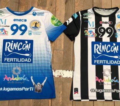 Primera y segunda equipación temporada 2019/2020