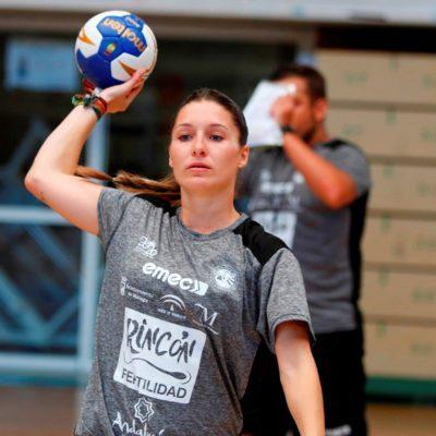 Espe López entrenamiento 1 agosto 2019-2020
