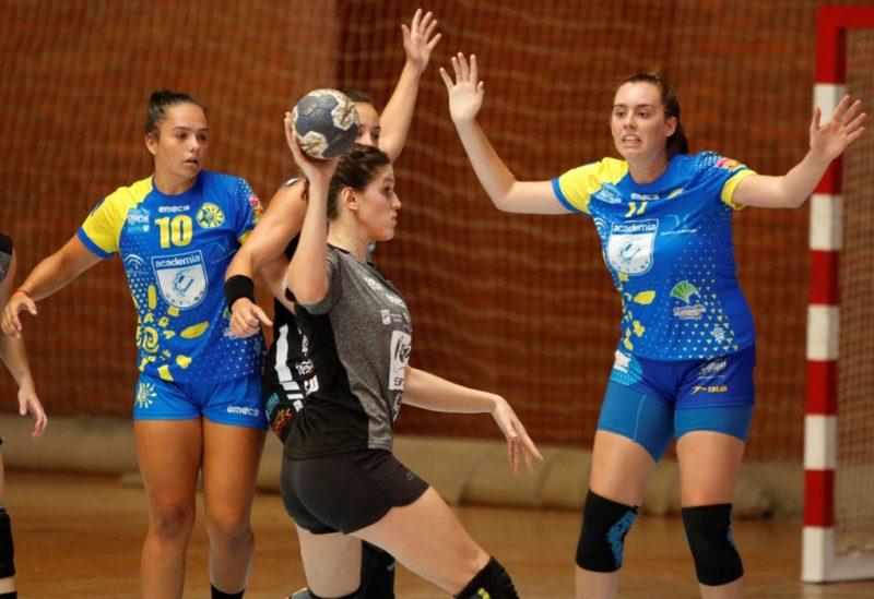 Juliana Borges Amistoso Málaga Norte 2019-2020