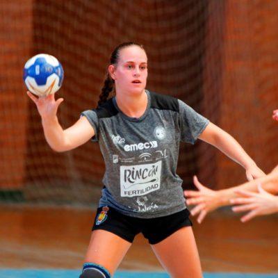 María Pérez entrenamiento 1 agosto 2019-2020