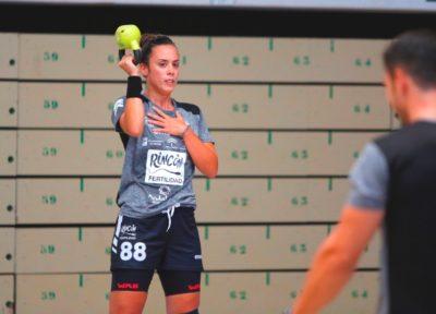 Paula García entrenamiento 1 agosto 2019-2020