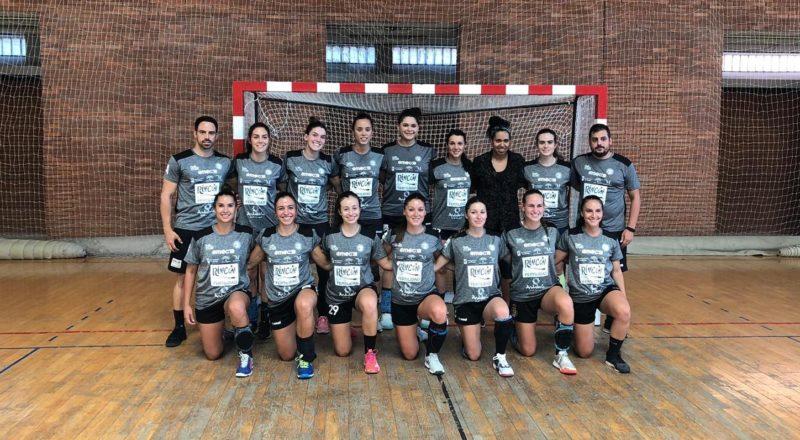 Plantilla 2019/2020 en el primer entrenamiento de la temporada