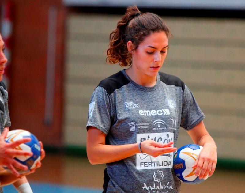 Rebeca Castell entrenamiento 1 agosto 2019-2020