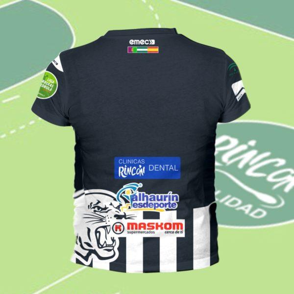Jugamos por tí. Equipación Balonmano Femenino Málaga Costa del Sol 2019-2020