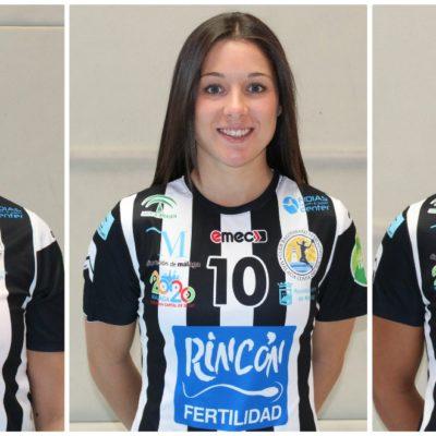 Isaura Menin, Sole López y Rocío Campigli, 2019-2020
