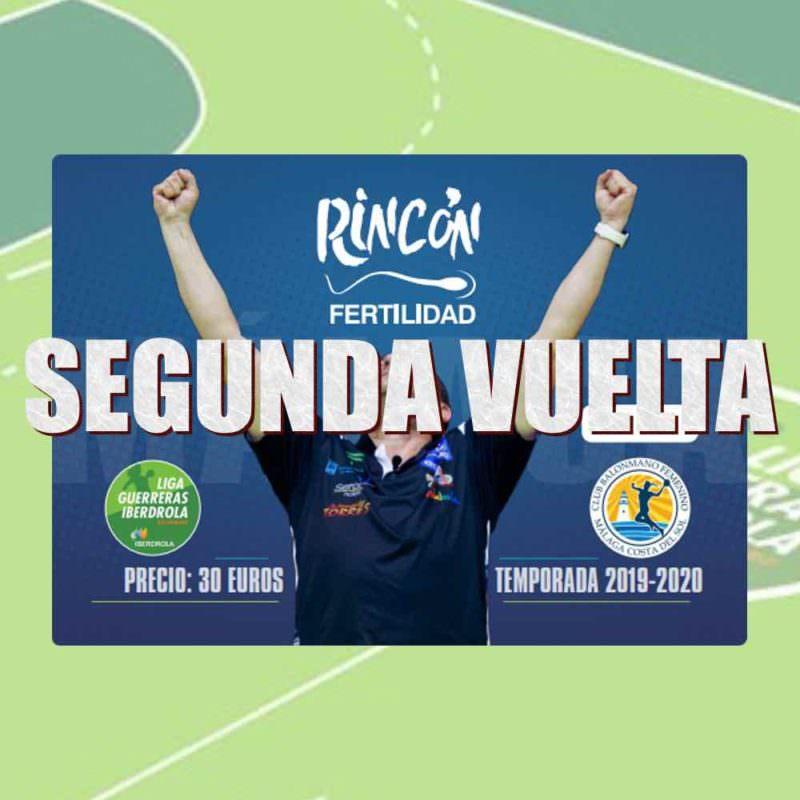 Abono de temporada Segunda Vuelta 2019 - 2020