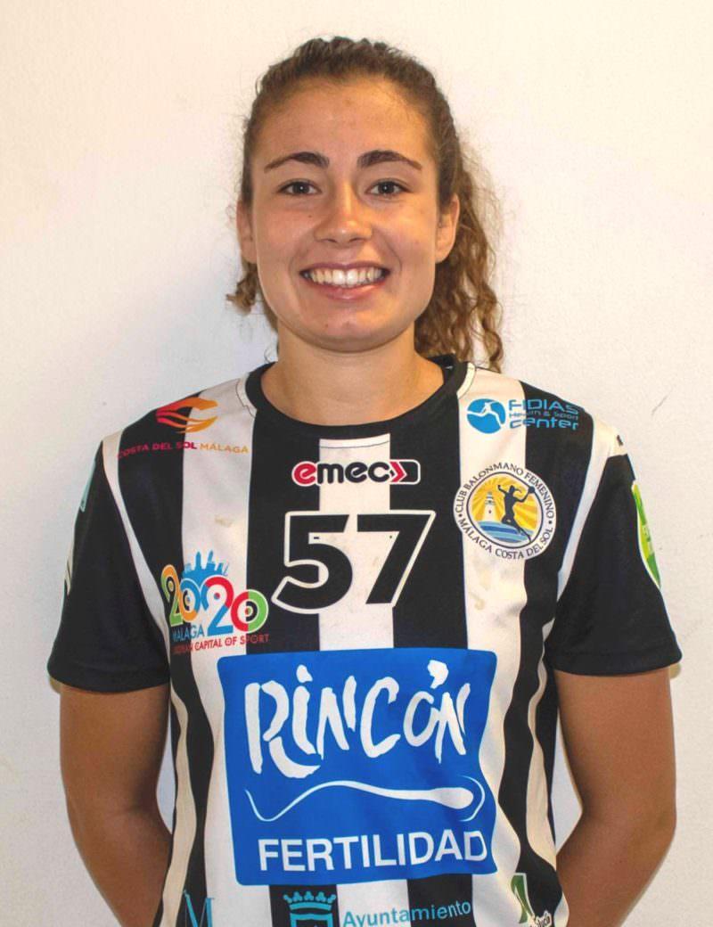 Rocío Rojas. 2020-2021
