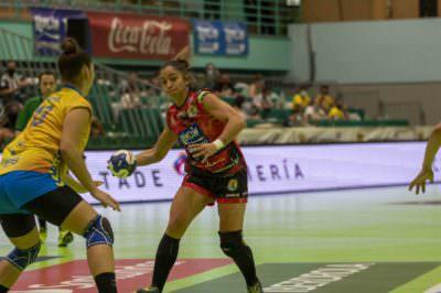 Estela Doiro. Copa de la Reina 2020
