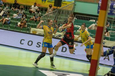 Silvia Arderius vs ROCASA. Copa de la Reina 2020