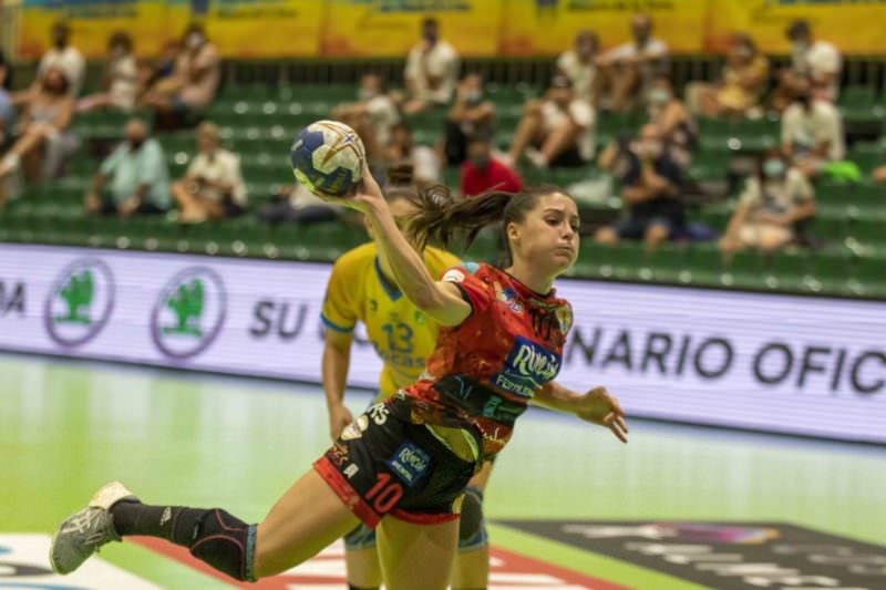 Sole Lopez vs Rocasa. Copa de la Reina 2020