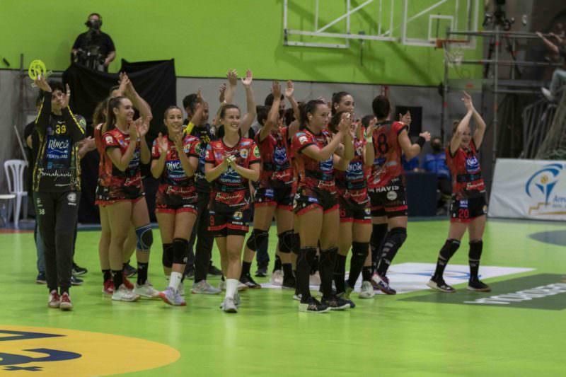 Rincon Fertilidad Málaga. Copa de la Reina 2020