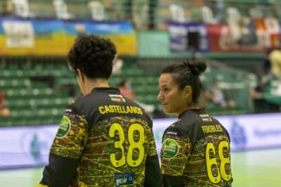 Merche Castellanos y Virginia Fernández