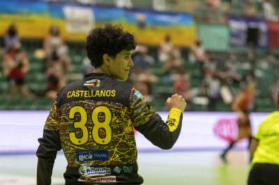Merche Castellanos. Copa de la Reina 2020