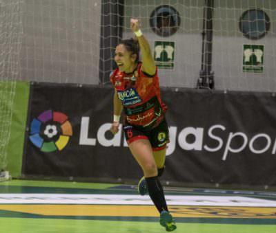 Estela Doiro. Copa de la Reina. 2020