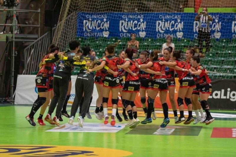 Rincon Fertilidad Málaga a semifinales de la Copa de la Reina 2019-2020