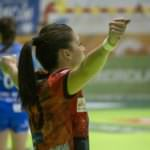 Sole Lopez Celebración Supercopa de España 2020-2021