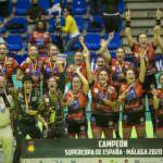 Supercopa de España 2020. Trofeo