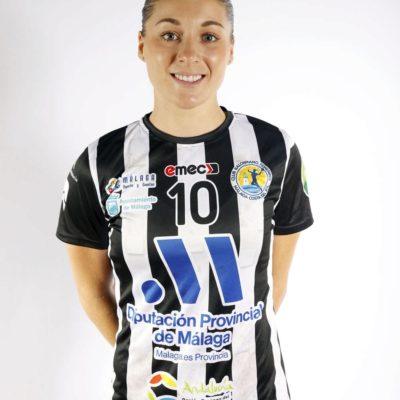Sole Lopez 10 - Club Balonmano Femenino Málaga Costa del Sol