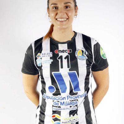 Sara Bravo - 11 - Club Balonmano Femenino Málaga Costa del Sol