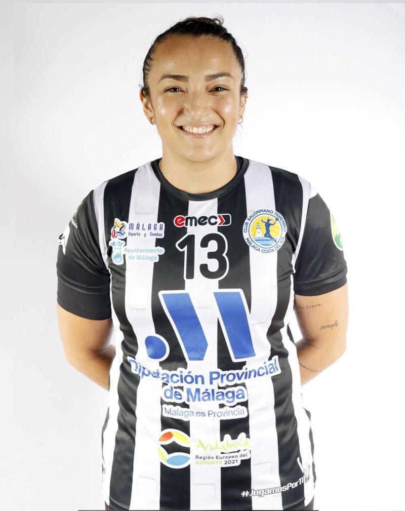 Talita Alves - 13 - Club Balonmano Femenino Malaga Costa del Sol