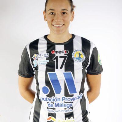 Rocio Campigli - Club Balonmano Femenino Malaga Costa del Sol