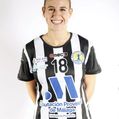 María Perez - 18 - Club Balonmano Femenino Malaga Costa del Sol