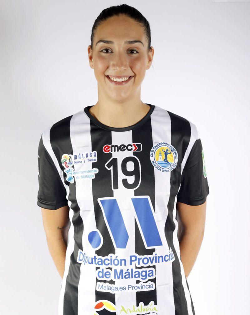 Almudena Gutierrez - 19 - Club Balonmano Femenino Malaga Costa del Sol