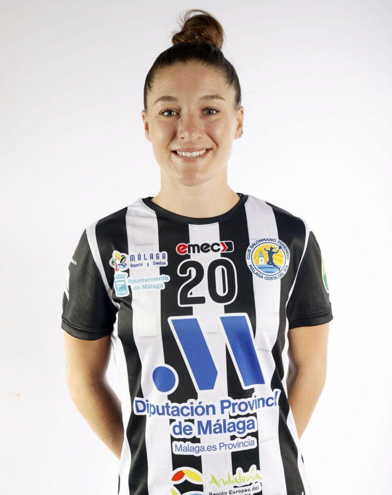Espe Lopez 20 - Club Balonmano Femenino Málaga Costa del Sol