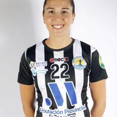 Laura Sanchez - 22 - Club Balonmano Femenino Málaga Costa del Sol