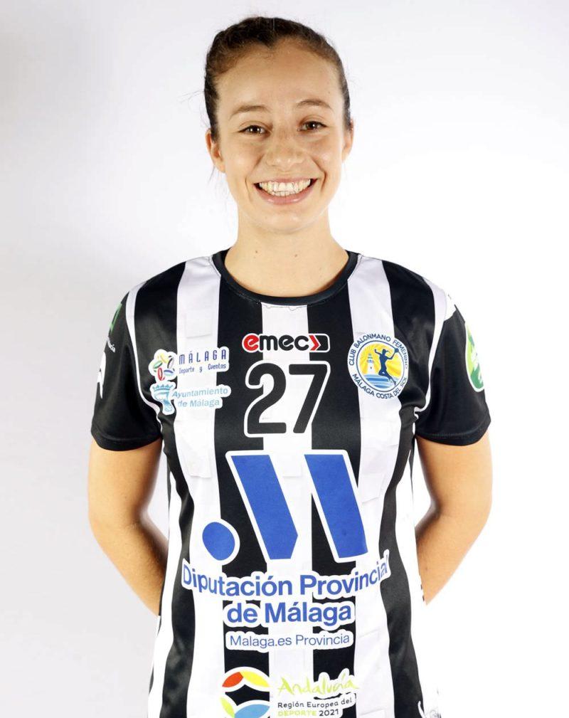 Isabelle Medeiros - 27 - Club Balonmano Femenino Málaga Costa del Sol