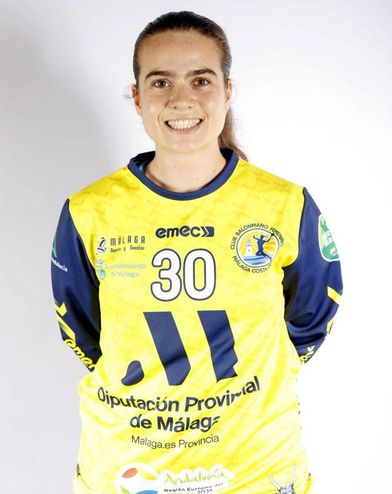 Marta Vidal - 30 - Club Balonmano Femenino Málaga Costa del Sol