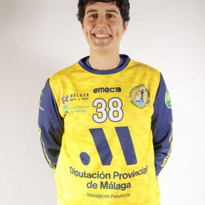 Merche Castellanos - 38 - Club Balonmano Femenino Málaga Costa del Sol