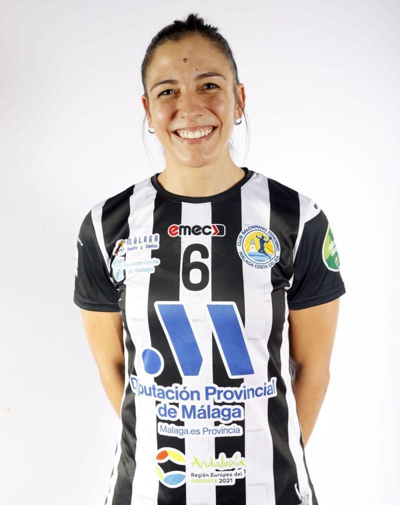 Estela Doiro - 6 - Club Balonmano Femenino Málaga Costa del Sol