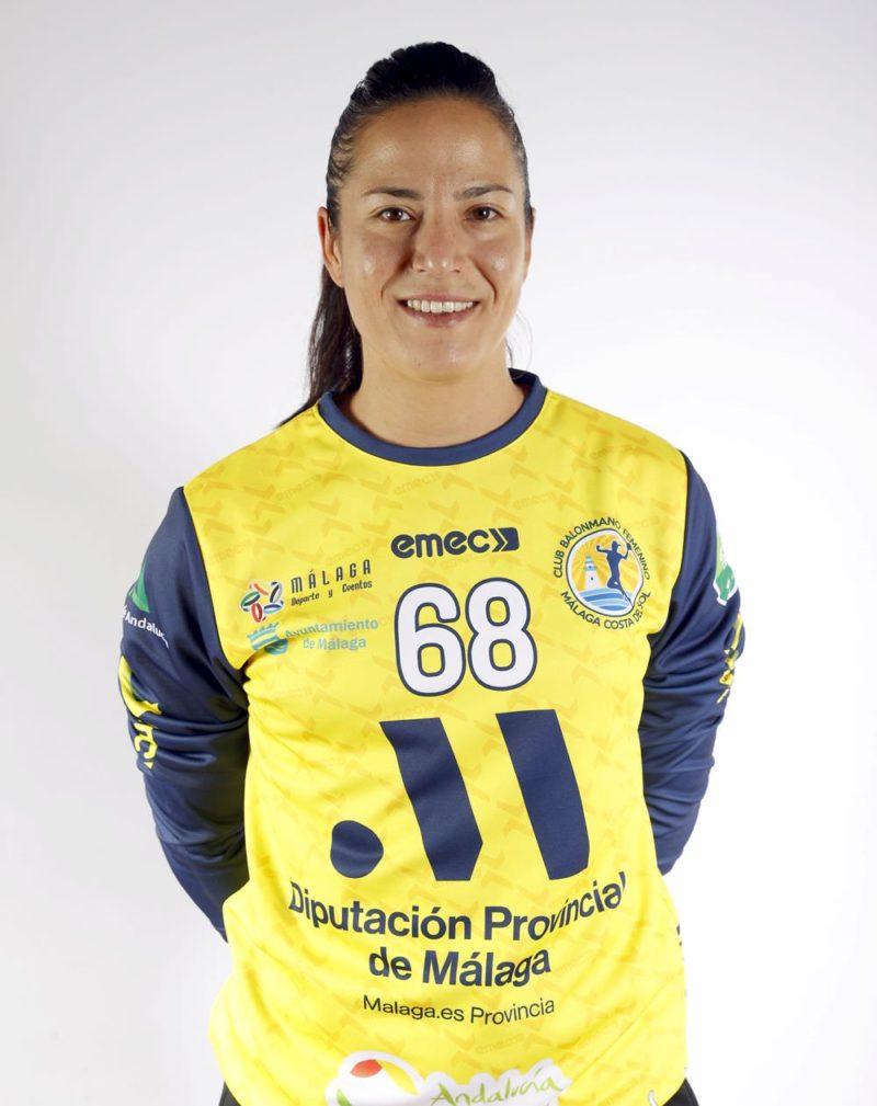 Virginia Fernandez Robles - 68 - Club Balonmano Femenino Málaga Costa del Sol