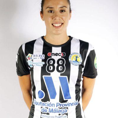 Paula García - 88 - Club Balonmano Femenino Málaga Costa del Sol
