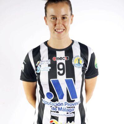 Silvia Arderius - 9 - Club Balonmano Femenino Málaga Costa del Sol