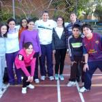 Promocion del BM en el IES No. 1 de Malaga