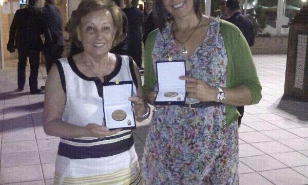 Carmen Morales, Susana García