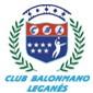 Escudo Club Balonmano Leganés
