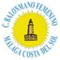 Escudo Club Balonmano Femenino Málaga Costa del Sol
