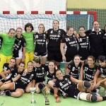 X Copa de Andalucía. Equipo con la Copa