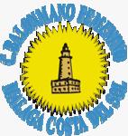 Escudo del Club Balonmano Femenino Málaga Costa del Sol