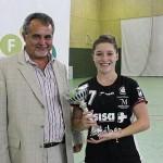X Copa de Andalucía. Trofeo a la mejor jugadora